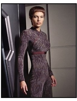 Enterprise: Jolene Blalock as Sub Commander T Pol