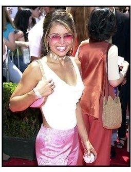 Mindy Burbano at The Princess Diaries premiere
