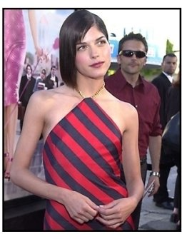 Selma Blair at the Legally Blonde premiere