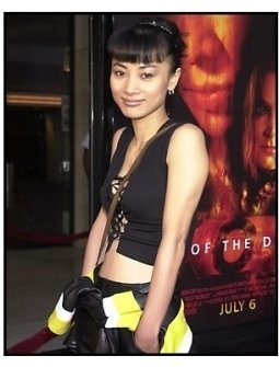 Bai Ling at the Kiss of the Dragon premiere