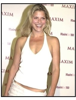 Ali Larter at the Maxim Hot 100 Party