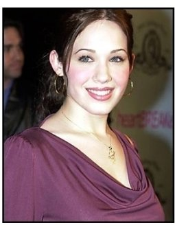 Marla Sokoloff at the Heartbreakers premiere