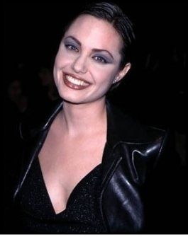 "Angelina Jolie at the ""Gia"" Premiere"