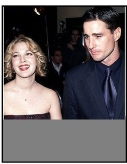 """Drew Barrymore and Luke Wilson at """"Home Fries"""" Premiere"""