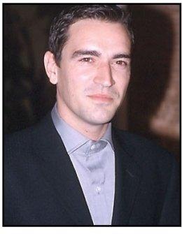 Ben Chaplin at the Lost Souls premiere