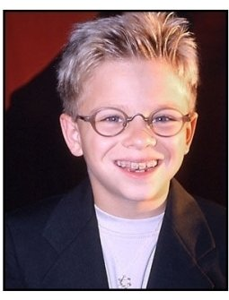 Jonathan Lipnicki at the 2000 Hollywood Reporter YoungStar Awards