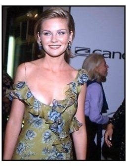 Kirsten Dunst at the Bring it On premiere