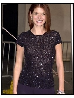 Debra Messing at the 2001 TV Guide Awards