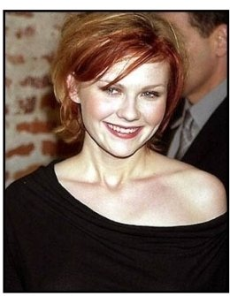 Kirsten Dunst at the Get Over It premiere