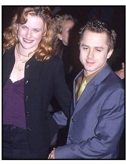 Giovanni Ribisi and Mariah O'Brien at The Gift premiere