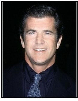 "Mel Gibson at the ""Beloved"" Premiere"
