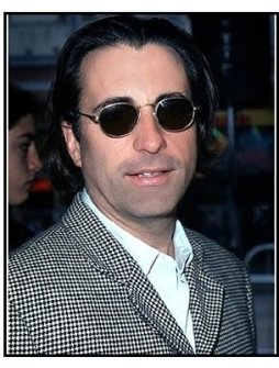 Andy Garcia at the Rugrats in Paris premiere