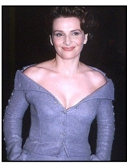 Juliette Binoche at the Chocolat premiere