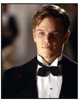 The Legend of Bagger Vance movie still: Matt Damon