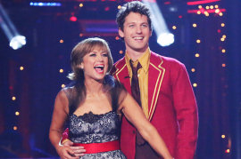 Dorothy Hamill Dancing With the Stars