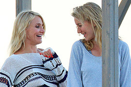 Cameron Diaz and 'The Other Woman' body double
