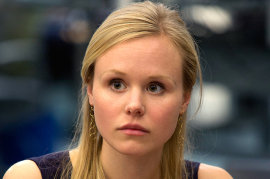 The Newsroom, Season 2, Premiere, Alison PIll