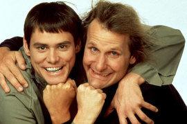 Dumb and Dumber, Jim Carrey, Jeff Daniels