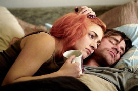 Kate Winslet and Jim Carrey in Focus Features' 'Eternal Sunshine of the Spotless Mind'