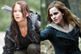 Katniss, Hermione