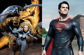 Fantastic Four, Man of Steel