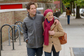 They Came Together, Amy Poehler and Paul Rudd