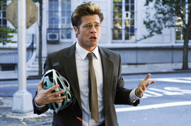 Brad Pitt, Burn After Reading