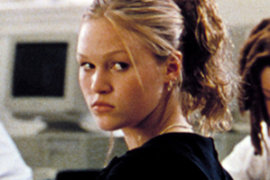 10 Things I Hate About You, Julia Stiles
