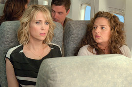Kristen Wiig and Annie Mumolo, Bridesmaids