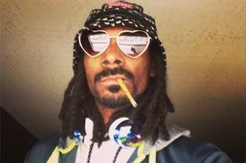 Snoop Dogg, Instagram