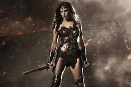 Wonder Woman, Batman v. Superman: Dawn of Justice