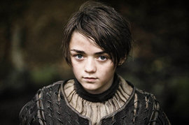 Maisie Williams, Game of Thrones