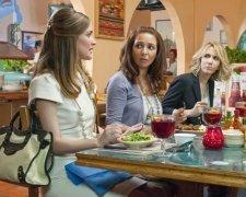 Bridesmaids: Rose Byrne, Maya Rudolph, Kristen Wiig