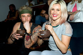 Ashley Roberts, Ryan Fletcher