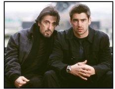 """""""The Recruit""""  movie still:Al Pacino and Colin Farrell"""