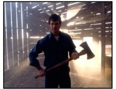 Frailty movie still: Bill Paxton as Dad