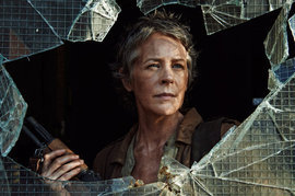 Melissa McBride, The Walking Dead