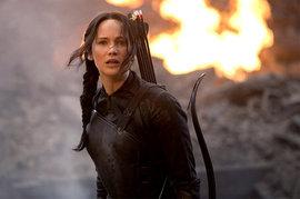 The Hunger Games: Mockingjay, Jennifer Lawrence