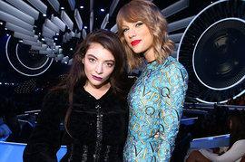 Lorde, Taylor Swift