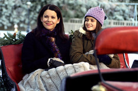 Gilmore Girls, Alexis Bledel, Lauren Graham