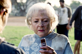 Betty White, Snickers Commercial