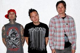 Travis Barker, Mark Hoppus, Tom Delonge, Blink-182
