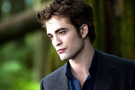 Twilight, Robert Pattinson