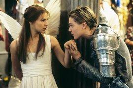 Romeo + Juliet, Leonardo DiCaprio, Claire Danes