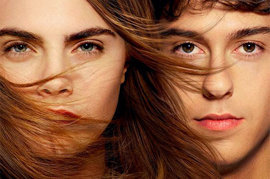 Nat Wolff, Cara Delevingne, Paper Towns