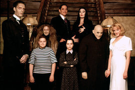 Addams Family Values, Carel Struycken, Jimmy Workman, Carol Kane, Raul Julia, Christina Ricci, Anjelica Huston, Christopher Lloyd, Joan Cusack