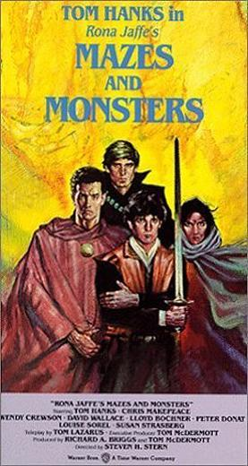 """Rona Jaffe's """"Mazes and Monsters"""""""