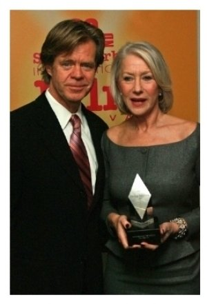 WIlliam H. Macy and Helen Mirren