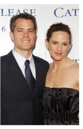 Timothy Olyphant and Jennifer Garner