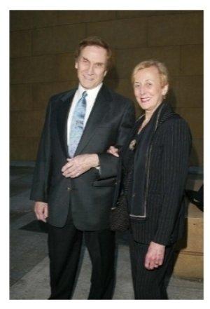 Peter Mark Richman and Helen Richman